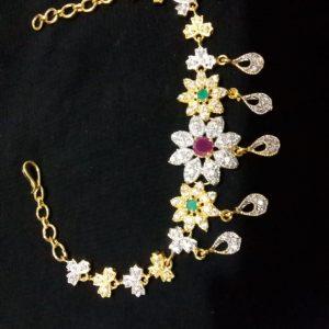 Ad stone bracelet for ladies