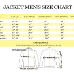 new mens jacket size chart1