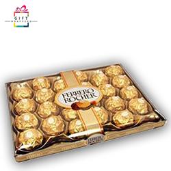 24 NOSS OF FERRERO CHOCOLATES