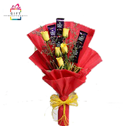 CHOCO ROSE And BOUQUET